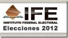 ife gob mx resultados de elecciones para presidnete de mexico 2012