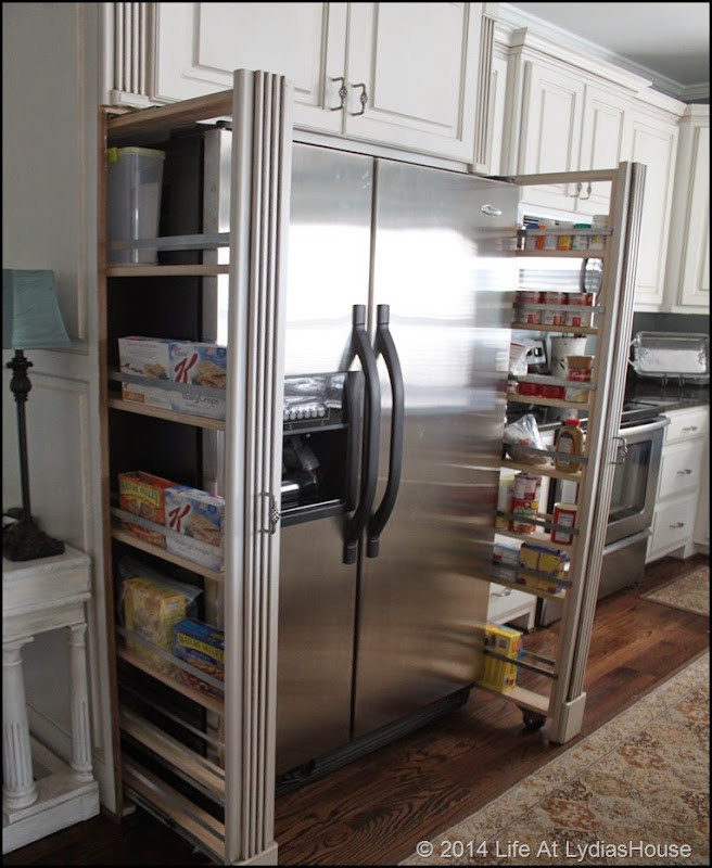refrigerator cabinet pantry 1-16