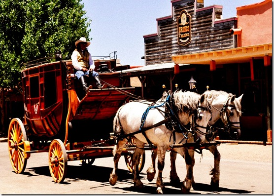 Stagecoach edit