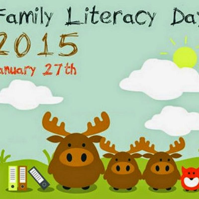 Family Literacy Day en Canadá