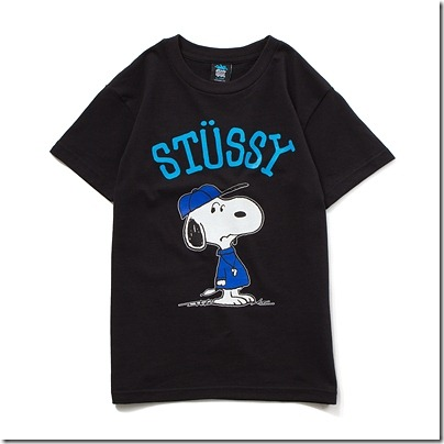 Stussy × Kids Peanuts # 1 Judge Tee ¥ 4,410 02