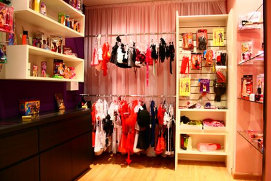 Josephine Boutique Sensual em Curitiba.