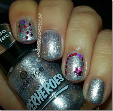 Essence Superhereos Holo effect super, man (2)