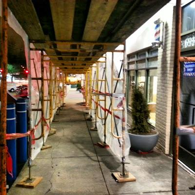 Robert Dyer @ Bethesda Row: BRADLEY SHOPPING CENTER ROOF MAINTENANCE ...