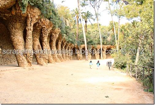 Barcelona Park Guell 3