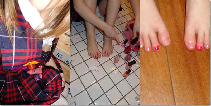2012 - 2 - random nail polish daddy's home1