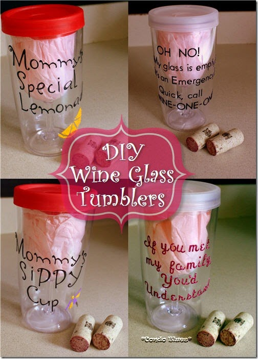 DIYinsulatedwineglasstumbler