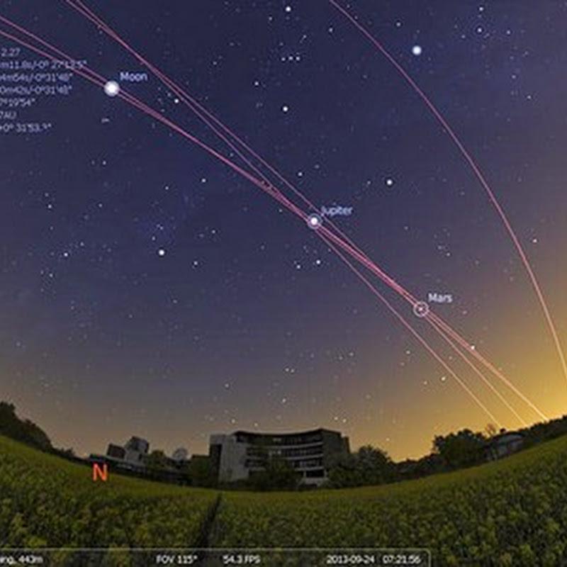 Guía de Stellarium el planetario virtual libre: descarga e instalación.