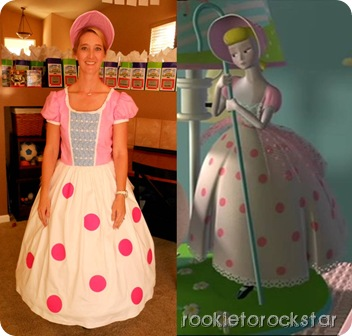 Bo Peep Comparison