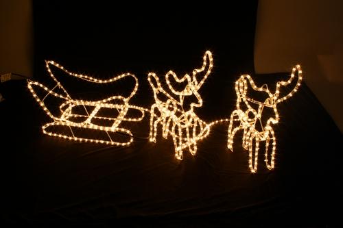 Luci natalizie da esterno illuminazione natale per esterni