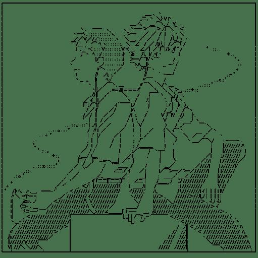 碇シンジ & 渚カヲル (エヴァンゲリオン)