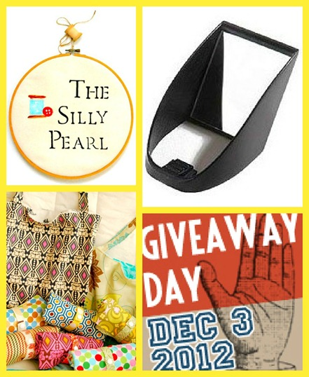 The Silly Pearl Giveaway Day - Professor Kobres Lightscoop