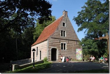 水門小屋 Spui Huis