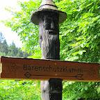Pünkösdi mászás, láncos utak - Borsos Gábor képei - 05-21 Bärenschützklammm, Hochlantsch