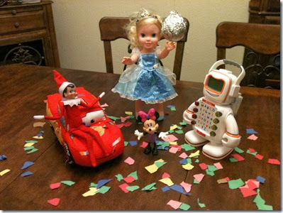 Elf on the Shelf - Dance Party