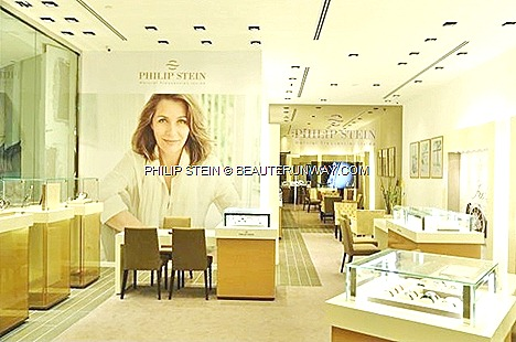 PHILIP STEIN WATCH JEWELLERY ASIA LARGEST LUXURY FLAGSHIP STORE OPENED ION ORCHARD SINGAPORE Natural Frequency Technology luxury watches, sleep bracelets Calgaro diamond bracelets wellness lifestyle products wine wand Bangkok USA