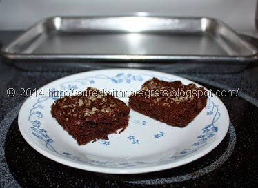Gluten Free Dark Decadent Brownies