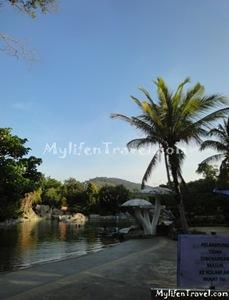 Taman Rekreasi air panas 20