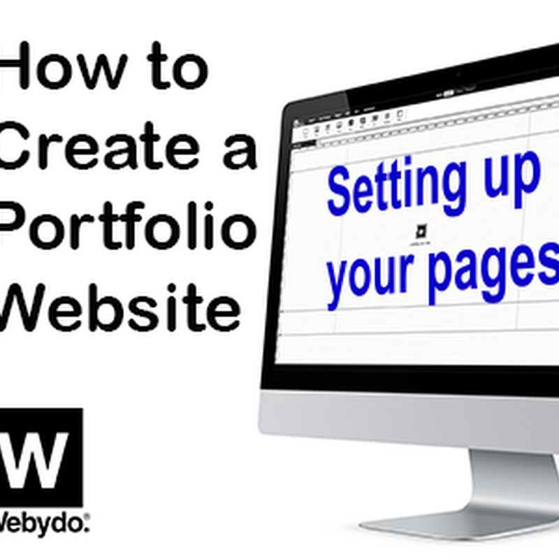 How to Build a Classic Artist Portfolio Website with Webydo