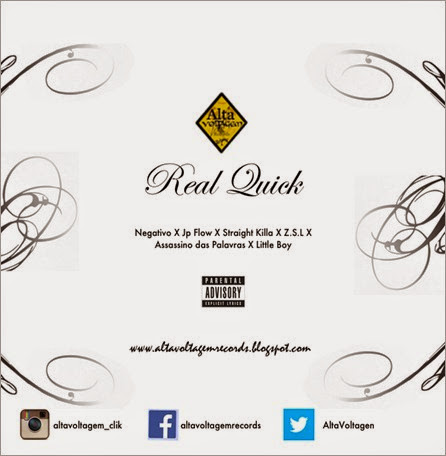 Real Quick Cover
