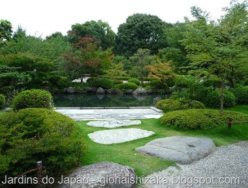 Jardins no Japão - Jardim Toji - Glória Ishizaka 2