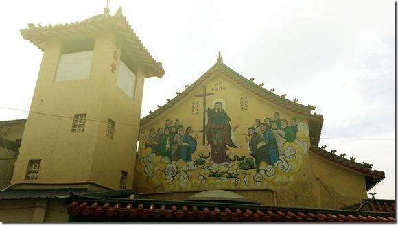 鹽水天主堂1