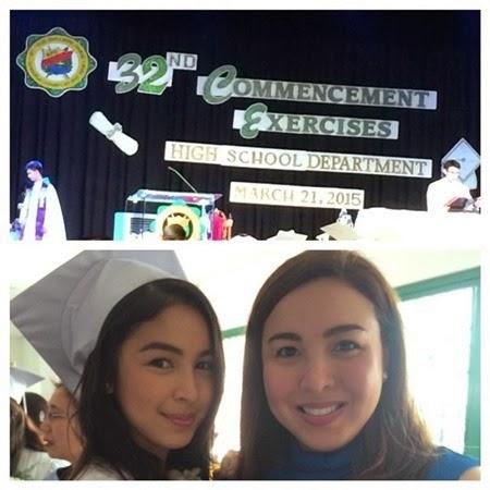 Julia Barretto graduates from high school