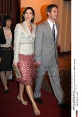 Crown Princess Mary i jej mąż książę Frederik z Danemark odwiedzicie miasto Hue. <br /> Duński Royals są na pięć dni podróży do Wietnamu. <br /> Hue, Wietnam -05/11/2009/0911051216 (Newscom TagID: sipaphotostwo555766) [Photo via Newscom]