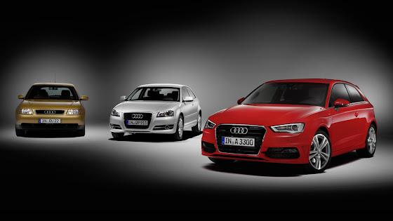 Video: 2013 Audi A3'ün Nesiller Arası Evrimi! - Turkeycarblog
