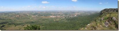 Panoramica Serra São José