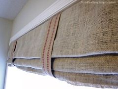 diy roman shades
