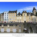 Ante el castillo de Pau