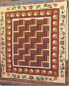 Flannel quilt Rowena