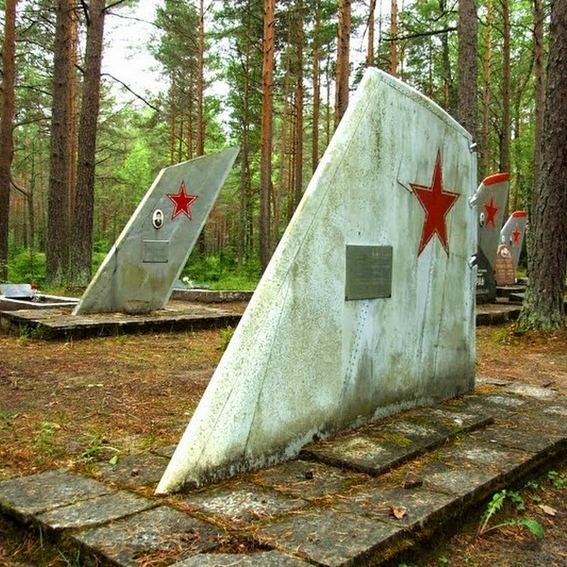 Ämari Air Force Cemetery