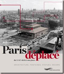 """couverture """"Paris dplac"""""""