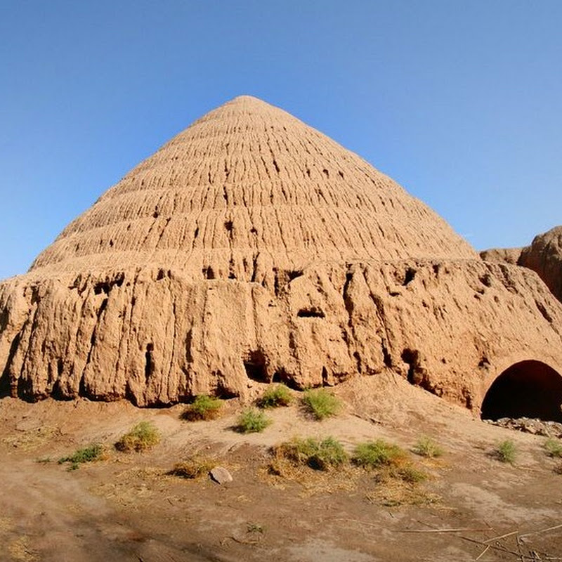 Ancient Ice Houses of Iran