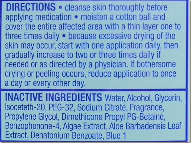Clean & Clear Deep Cleaning Toner 2