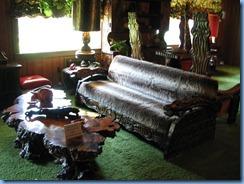 8137 Graceland, Memphis, Tennessee - Graceland Mansion - Jungle room
