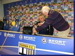 Roberto Donadoni conferenza stampa 15 01 2012 stadio tardini dopo parma siena 3-1 stadiotardini com