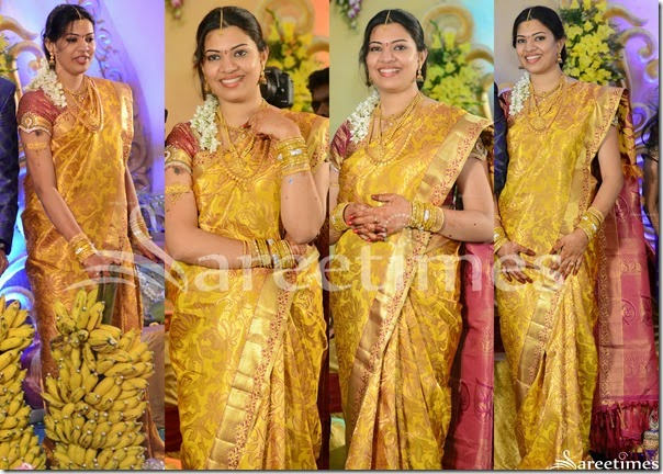 Geetha_Madhuri_Engagement_Saree
