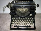 50s  typewriter