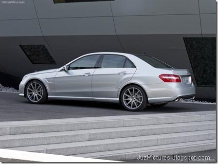 Mercedes-Benz E63 AMG6