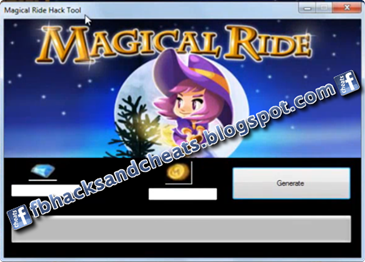Magical Ride Cheat