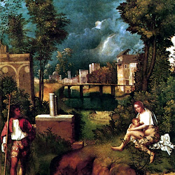 82 - Giorgione - La tempestad
