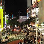 streets of shibuya 109 in Kabukicho, Tokyo, Japan