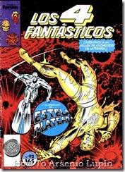 P00093 - Los 4 Fantásticos v1 #92