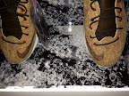 nike lebron 10 gr cork championship 16 04 box @KingJames Wears NSWs Nike LeBron X Cork Off the Court
