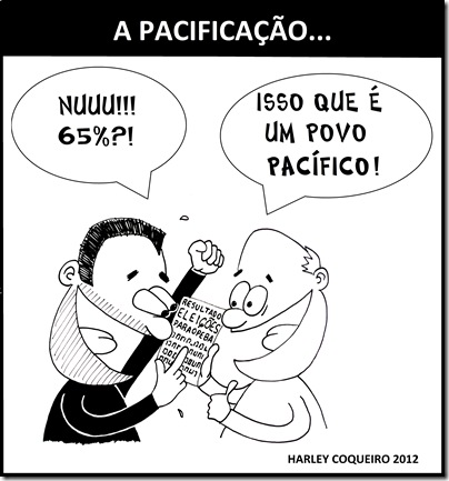Charge_Harley_Coqueiro_Pacificacao