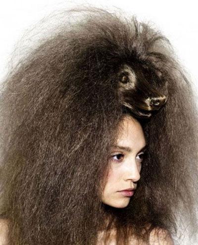 Sobrevivendo aos penteados!