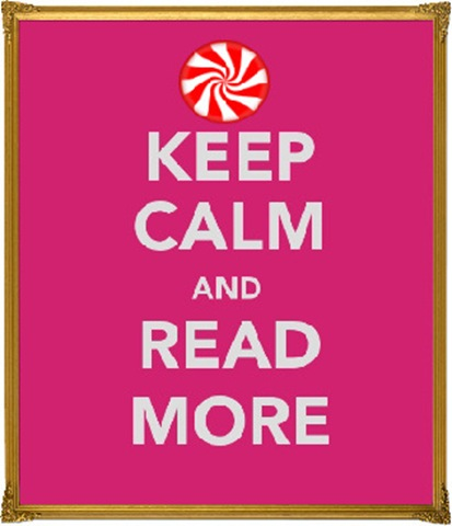 Keep Calm and Read More